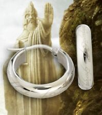 Lord of the Rings The One Ring Stainless Steel Earrings by Noble Collection New