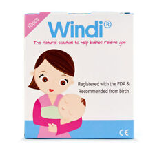 FridaBaby The Windi Gas and Colic Reliever for Babies 1 Pack 10 Count