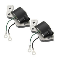 2x Ignition Coil For Johnson Evinrude OMC Replaces 584477 0584477 582995