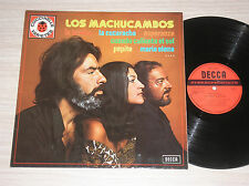 LOS MACHUCAMBOS - COLLECTION COCCINELLE - LP 33 GIRI FRANCE