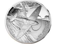 Spitfire Monnaie de 10€ Argent Qualité BE Millésime 2020