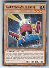 YU-GI-OH Kartenkavallerist Common SDHS-DE015