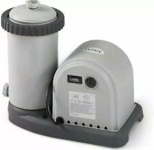 Intex 28635EG 1500 GPH Krystal Clear Pool Filter Pump New In Box FREE SHIPPING