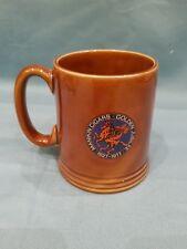 Manikin Cigars Golden Jubilee 1927-1977 Mug-Lord Nelson Potters-1 Pint-Unused