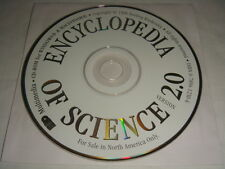 Encyclopedia of Science Version 2.0 - Pc Cd Computer Software Dk Interactive