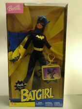 """2003 Mattel Barbie as Batgirl, 11.5"""",Doll/Figure with Stand, Brand New!"""