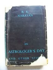 1947 1st U.K. Edition AN ASTROLOGER'S DAY & OTHER STORIES By R. K. NARAYAN w/DJ
