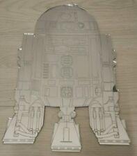 Espejo De Star Wars R2D2 Droid Robot Ideal 4 den Placa Pared Arte Niños Dormitorio