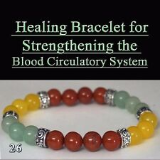 the Blood Circul Natural Gifts Healing Stretch Bracelet for Strengthening