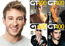 Gay Times GT December 2011,Ian McKellen,Joe McElderry,LADY GAGA,Matthew Mitcham