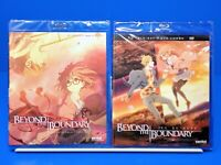 Beyond the Boundary Complete TV Collection + Movies Set (Blu-ray Disc, Anime)