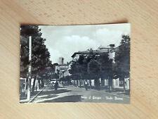 PORTO S. GIORGIO Viale Buozzi 1955 - cartolina viaggiata