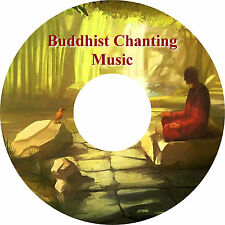 Buddhist Chanting Music CD Relaxation Reflection Peace Stress Relief  Meditation