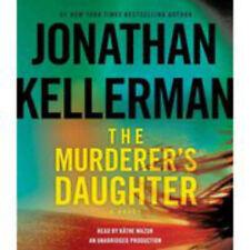 Jonathan Kellerman THE MURDERER'S DAUGHTER Unabridged CD *NEW* FAST Ship!