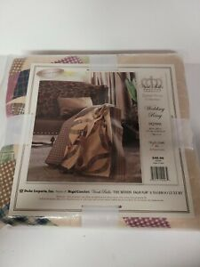 Wedding ring  Quilted Throw Blanket Virah Bella Collection