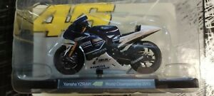 YAMAHA YZR M1 1/18 Valentino ROSSI GP SEASON 2013 NEUF