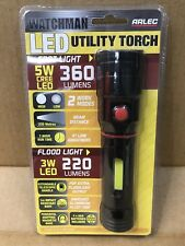 Arlec watchman LED Utility Torch WM0305