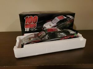 KYLE BUSCH #18 2011 100 WINS 1/24 SCALE NEW FREE SHIPPING