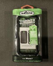 Griffin Tech Survivor Extreme iPhone 7 Case. Brand New. Military Grade.