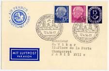 Flugpost für Sammler aus Frankreich