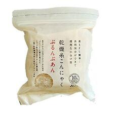 Drying thread konjac Purunpuan Low calorie diet fat free 25gX10 pieces F/S Japan