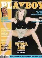 Playboy FRANKREICH 02/1998   Playmate: HEATHER KOZAR   Februar/1998