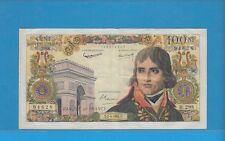 Banque de France 100 Francs NOUVEAUX FRANCS BONAPARTE 2-4-1964 LE PLUS RARE