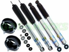 "2"" LEVELING LIFT KIT WITH FRONT & REAR BILSTEIN 5100 SHOCKS 03-13 RAM 2500/3500"