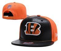Cincinnati Bengals NFL Football Embroidered Hat Snapback Adjustable Cap