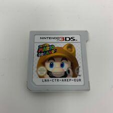 Super Mario 3D Land (Nintendo 3DS, 2017)