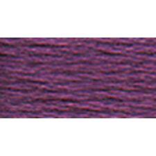 DMC 117-327 Mouline Stranded Cotton Six-Strand Embroidery Floss Thread, Dark V..