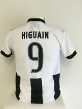 Solo maglia da calcio di squadre italiane in casa bianco