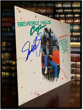 Beverly Hills Cop Soundtrack ✎SIGNED♫ by EDDIE MURPHY Motion Picture Vinyl LP