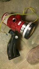 Det Tronics Ultravioletinfrared Flame Detector X2200a Pre Owned