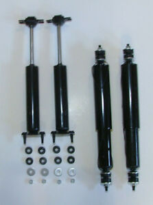 1967-1970 Ford Mustang Gabriel Shocks Front and Rear