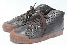 SPRING COURT Womens B2 Punch D. Brown / FXG Gum Leather Sneakers Shoes US 7 / 38