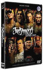 Official WWE Judgment Day 2007 DVD