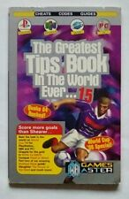 Games Master Greatest Tips 15 Strategy Guide Hints Solution Gex Quake WCW Unreal