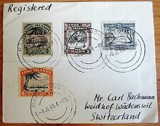 Cover Cook Islander Stamps (Pre-1965)
