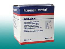 Fixomull stretch 10 cm x 20 m Fixierpflaster Klebevlies BSN