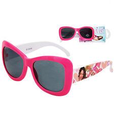VIOLET lunettes de soleil rose avec cœurs en plastique 100% protection UV +3