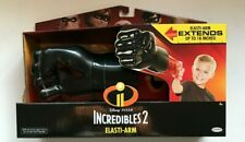 The Incredibles 2 Collapsible Super Stretch Elasti-Arm, Black/Red, Disney Pixar