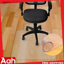 "36"" X 48"" PVC Mat Home Office Carpet Hard Protector Desk Floor Chair Tranparent"