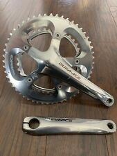 Dura Ace 7800 Shimano 53/39 Crank Set 172.5 - Used