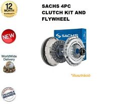 FOR SEAT IBIZA 1.6TDI 2010 NEW 4 PIECE COMPLETE CLUTCH KIT + FLYWHEEL