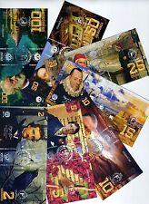 POLYMER SET El Club De La Moneda 2;5;10;15;25;50;100 2017 > Great World Writers