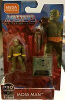 Masters of the Universe Mega Construx Heroes Moss Man Mini Figure