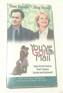 You've Got Mail Full Length VHS Dealer Promo Demo 1998.