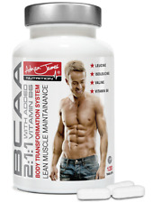 Adrian James Nutrition - BCAA 2:1:1 with Vitamin B6, 120 Vegetarian Tablets