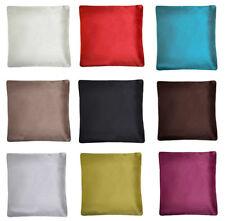 Coussins et galettes de sièges moderne en soie pour la décoration intérieure de la maison